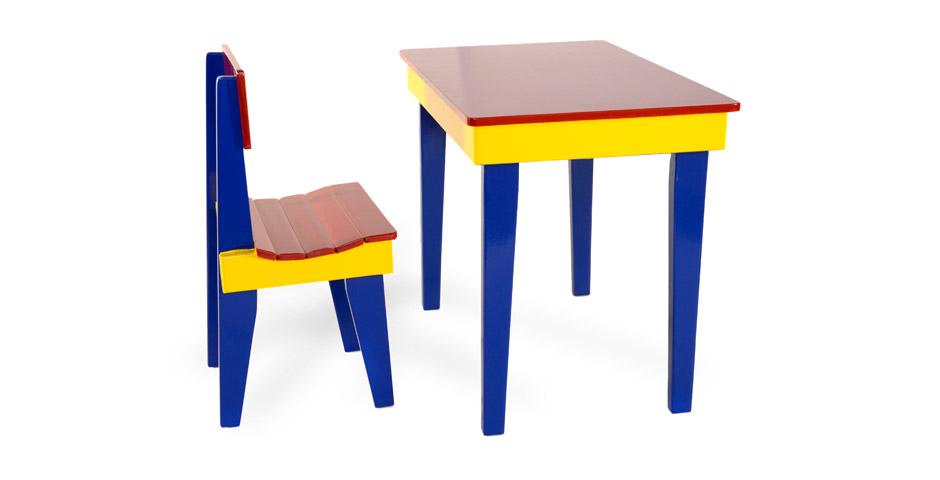 Mesa y Silla para niño
