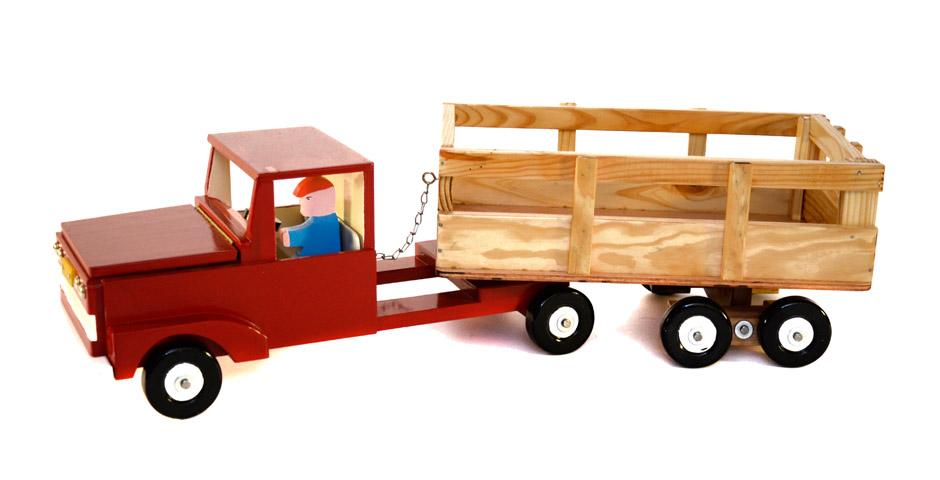 Camión remolque
