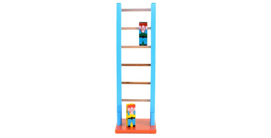 Escalera de trapecistas